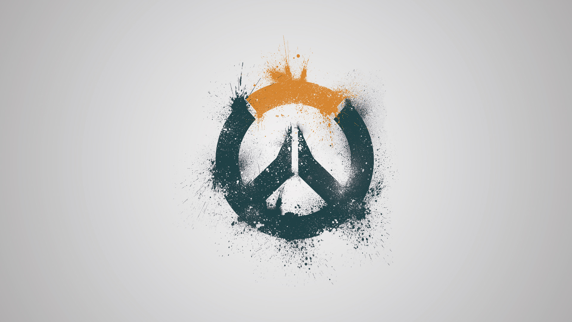 overwatch logo wallpaper
