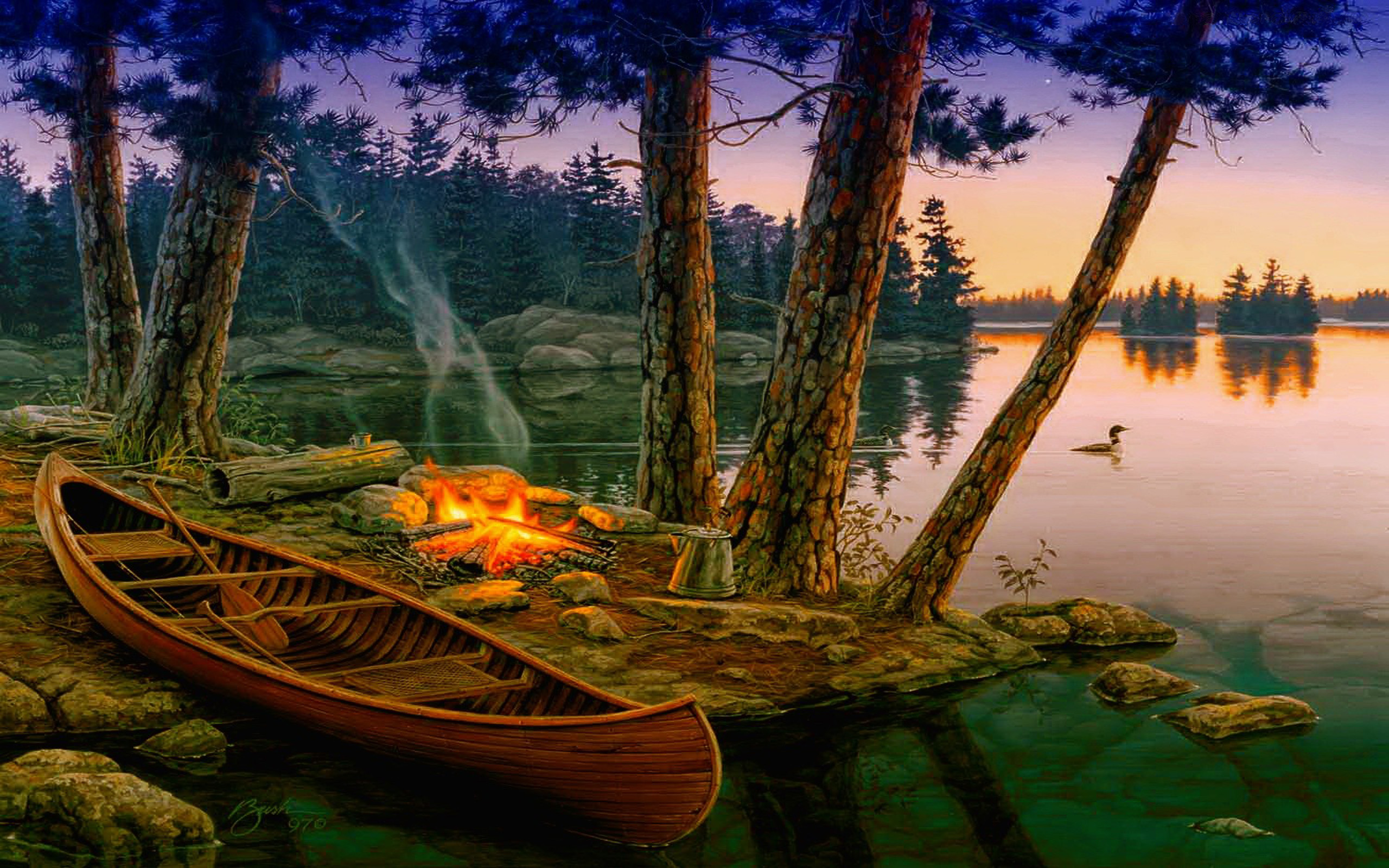 painting download