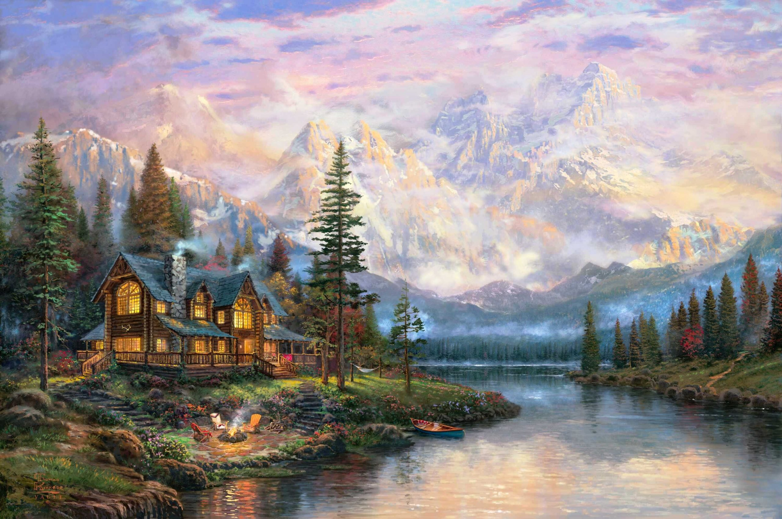 painting hd wallpapers
