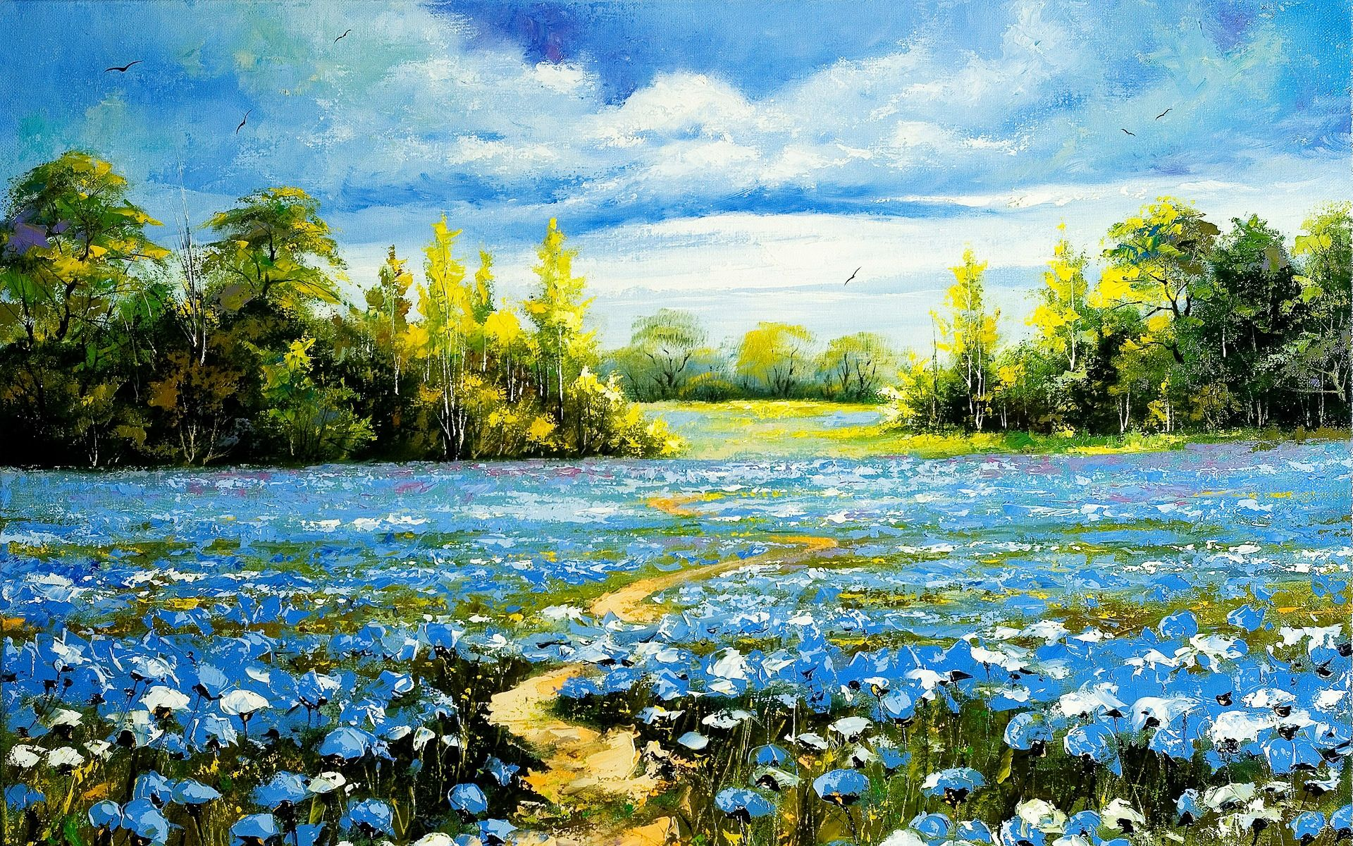 good paintings images