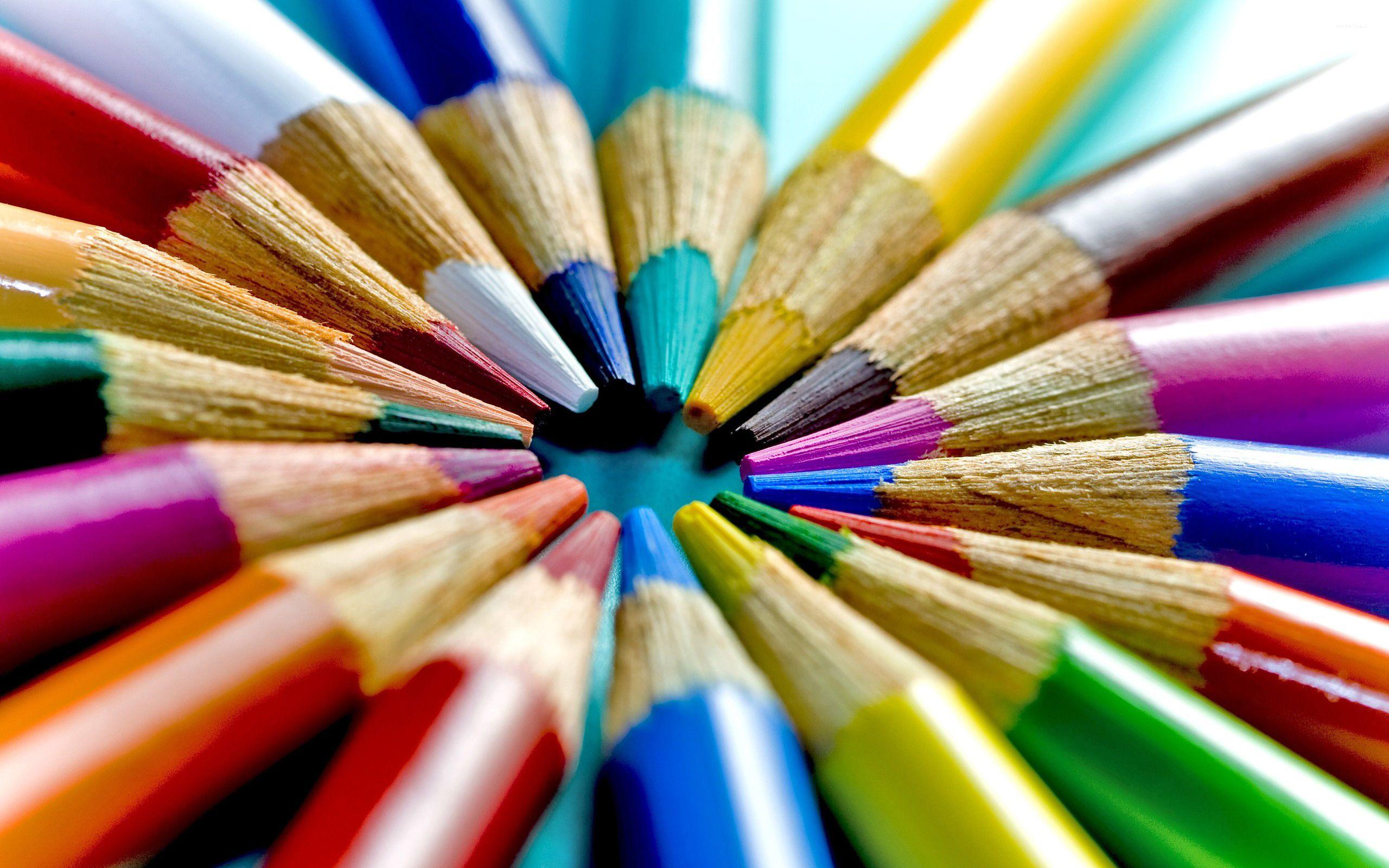Pencil Wallpaper