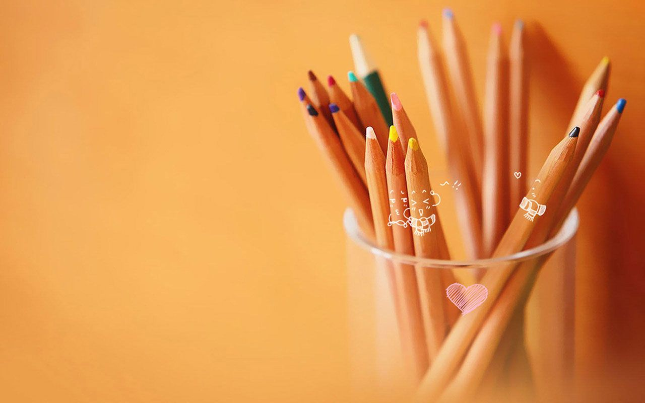a picture of a pencil