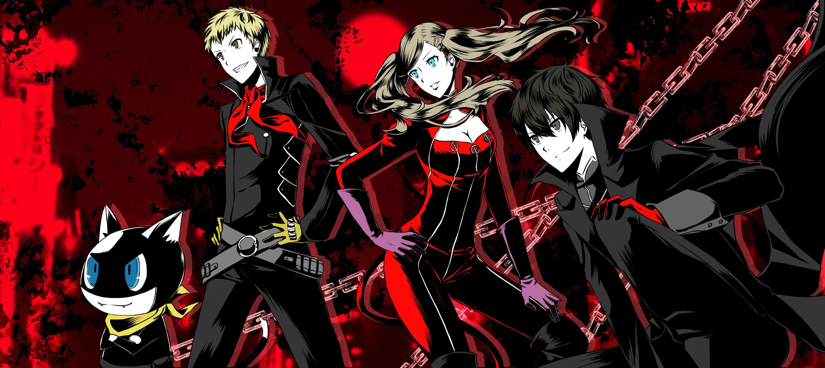 persona wallpaper hd