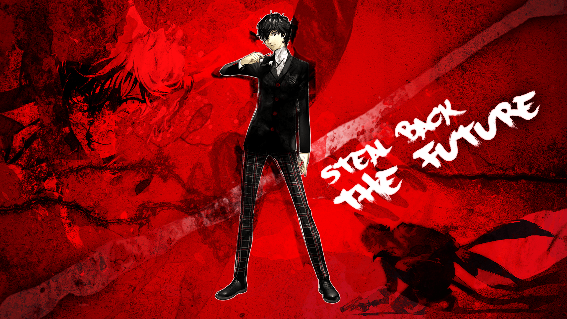 persona 5 hd wallpaper