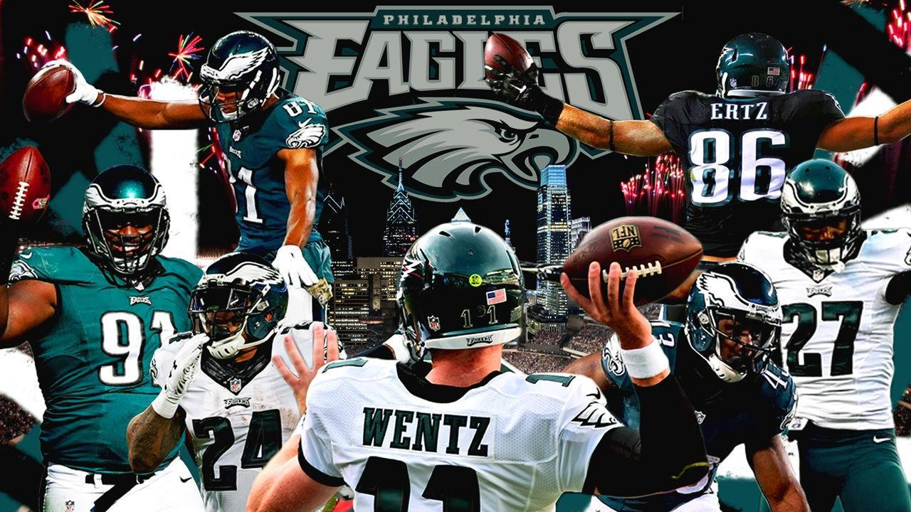 2017 philadelphia eagles schedule