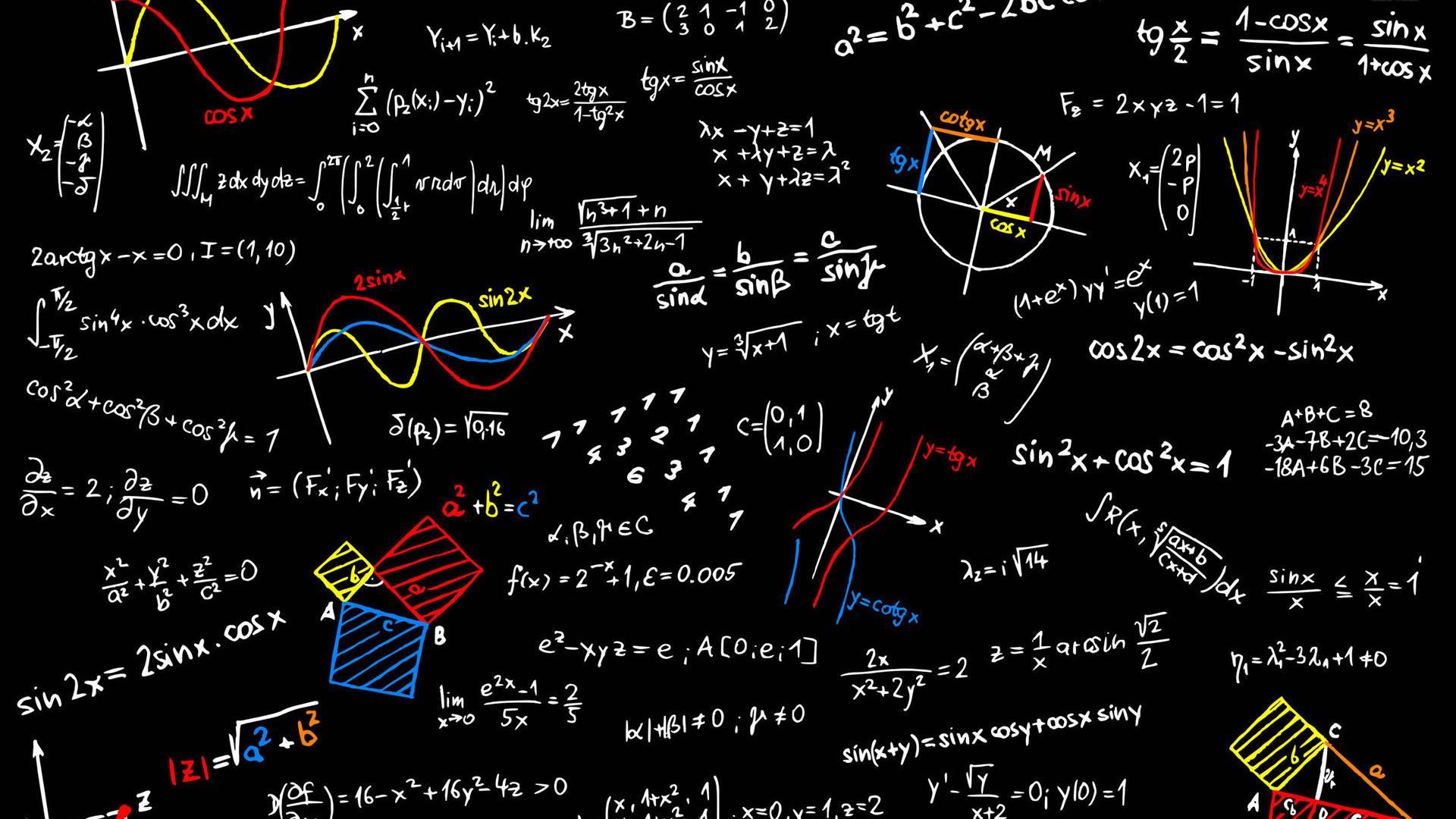 Physics Wallpaper 4k