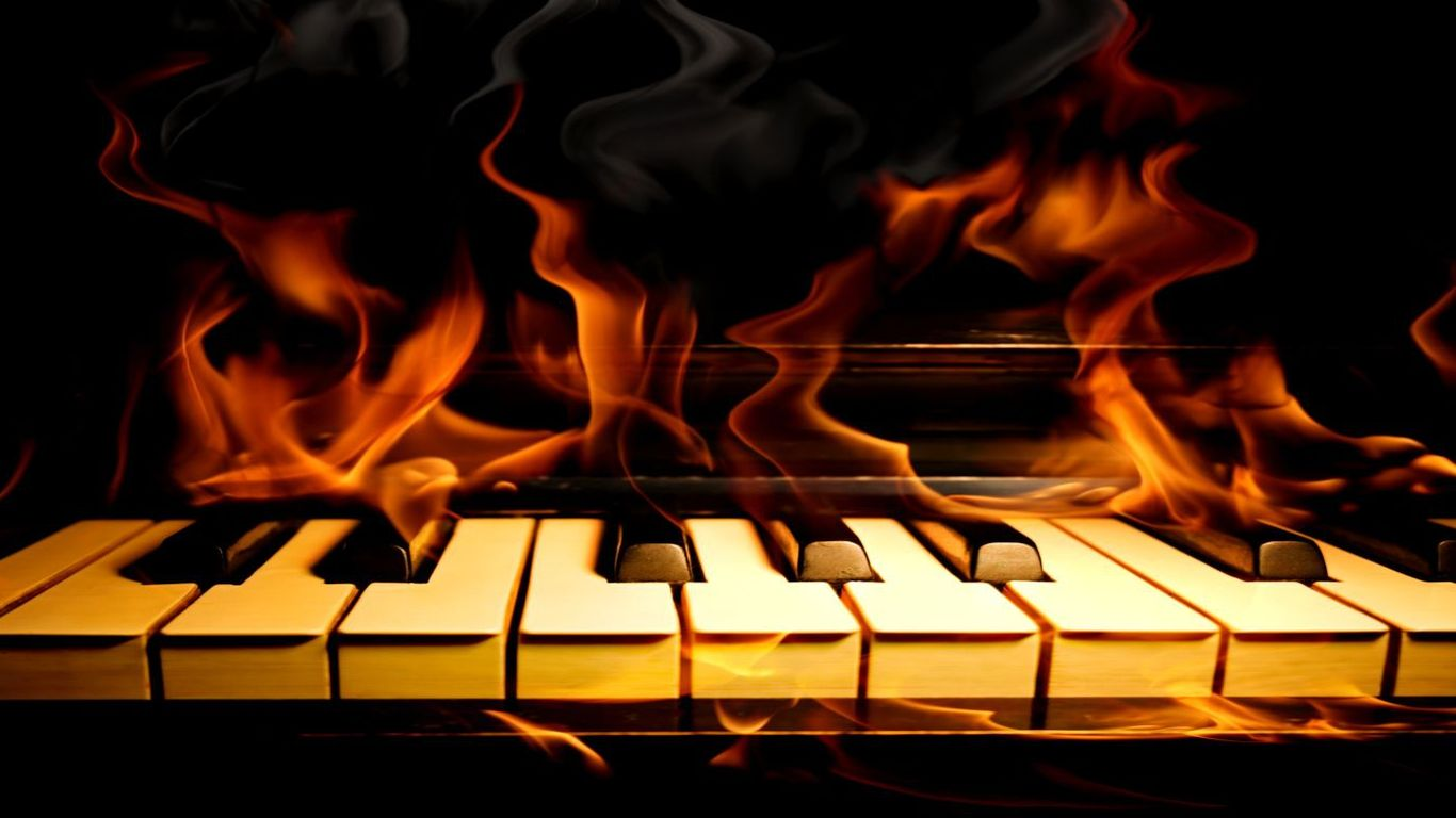 free piano images