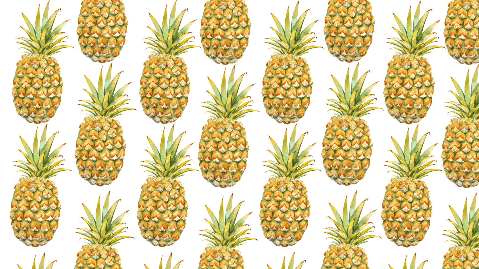 pineapple backgrounds hd