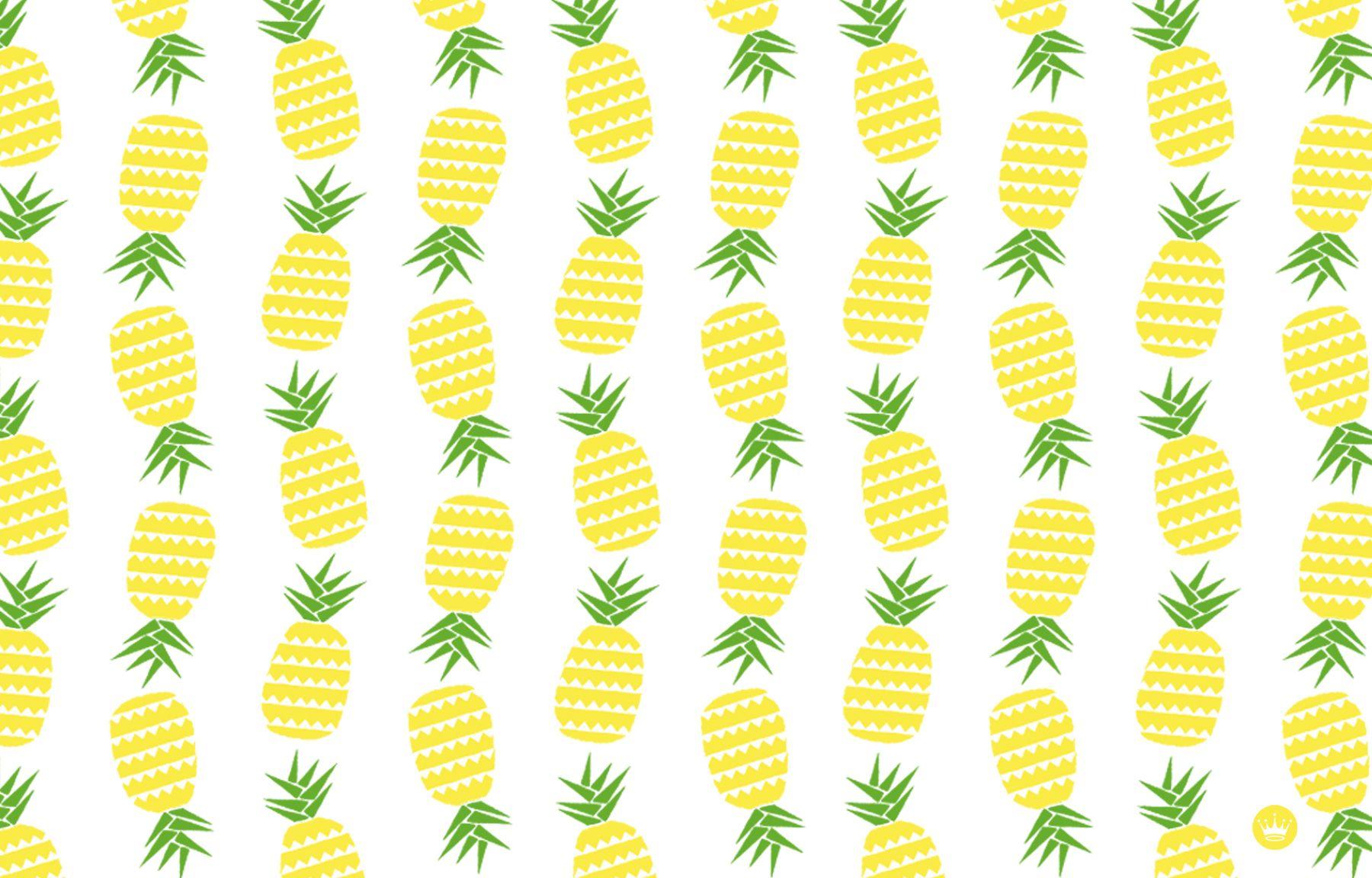 pineapple wallpaper hd