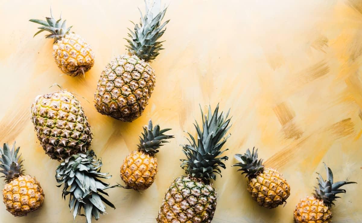 pineapple computer wallpaper