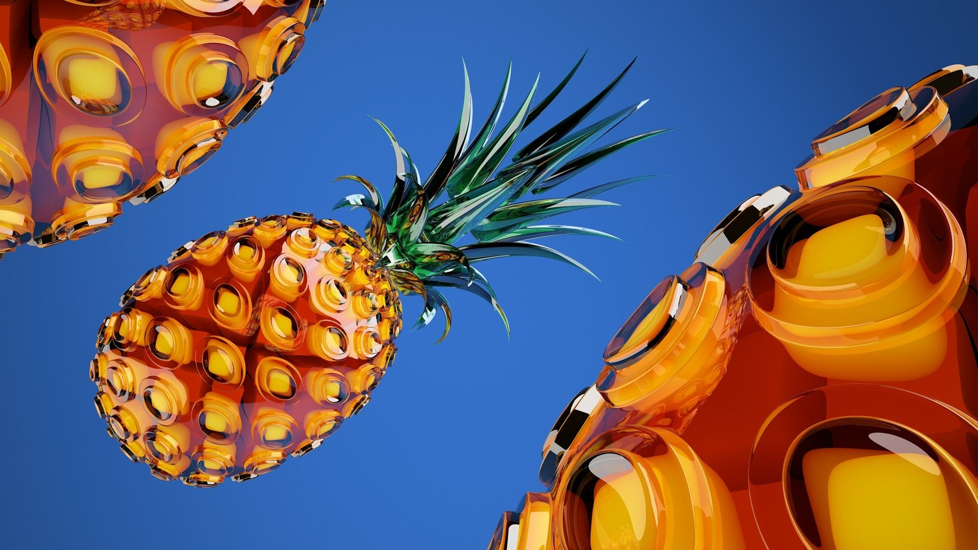 cool pineapple pictures