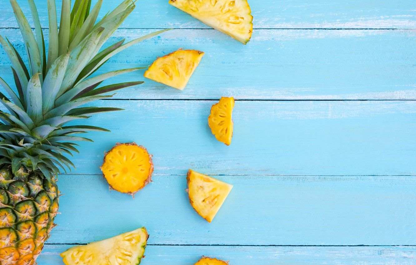 pineapple background free