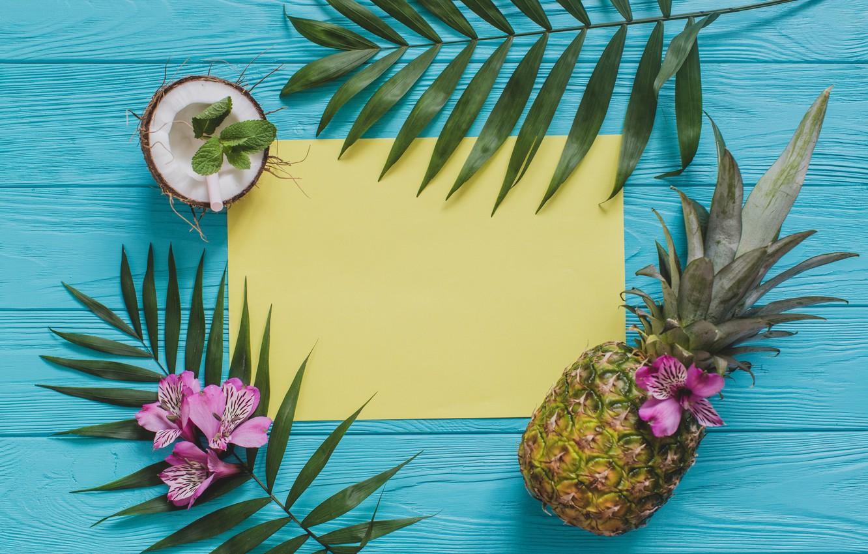 pineapple wallpaper pc
