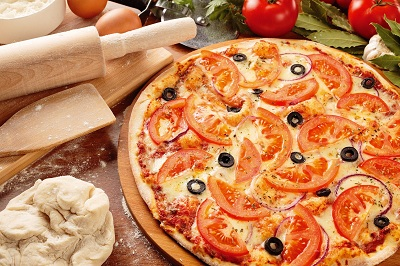 Pizza-Wallpaper
