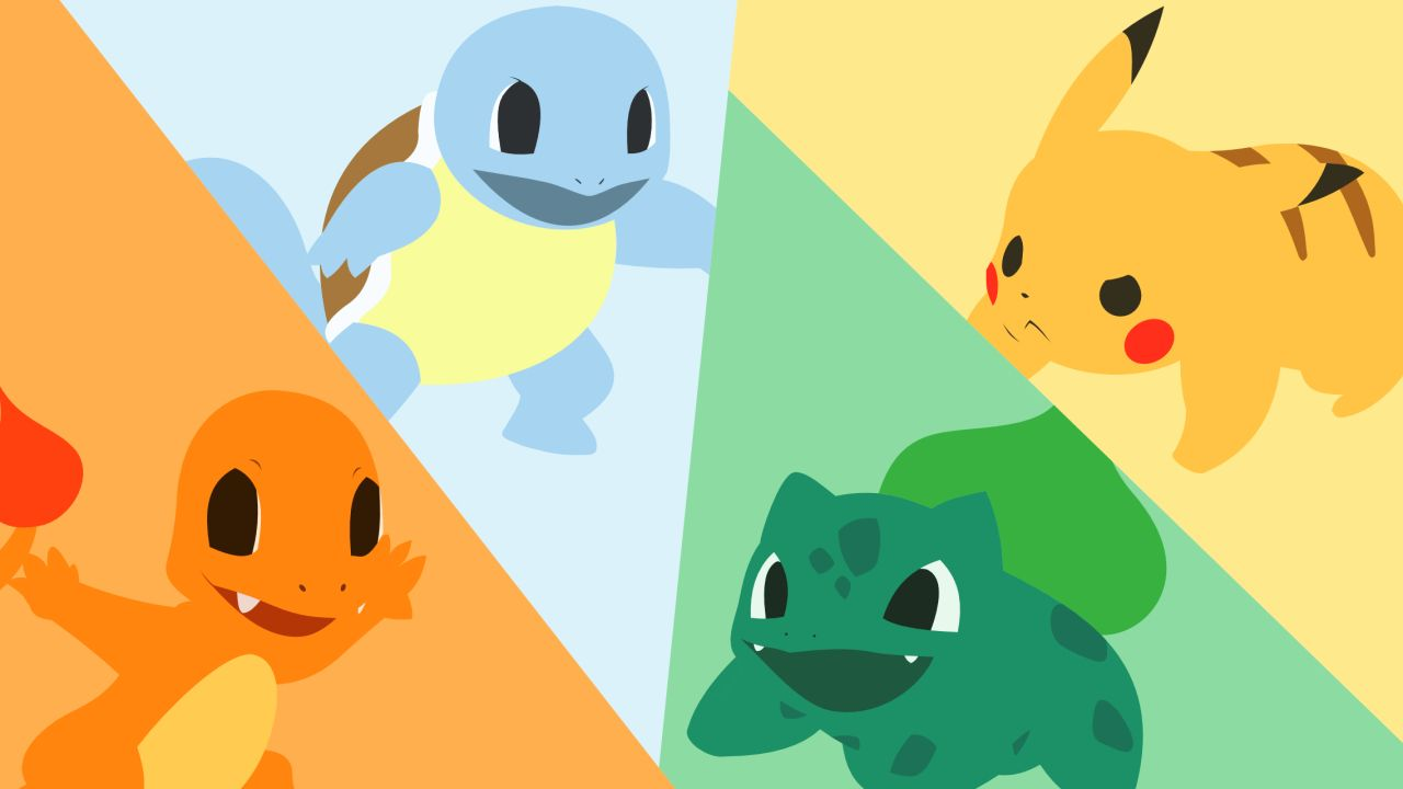 pokemon backround