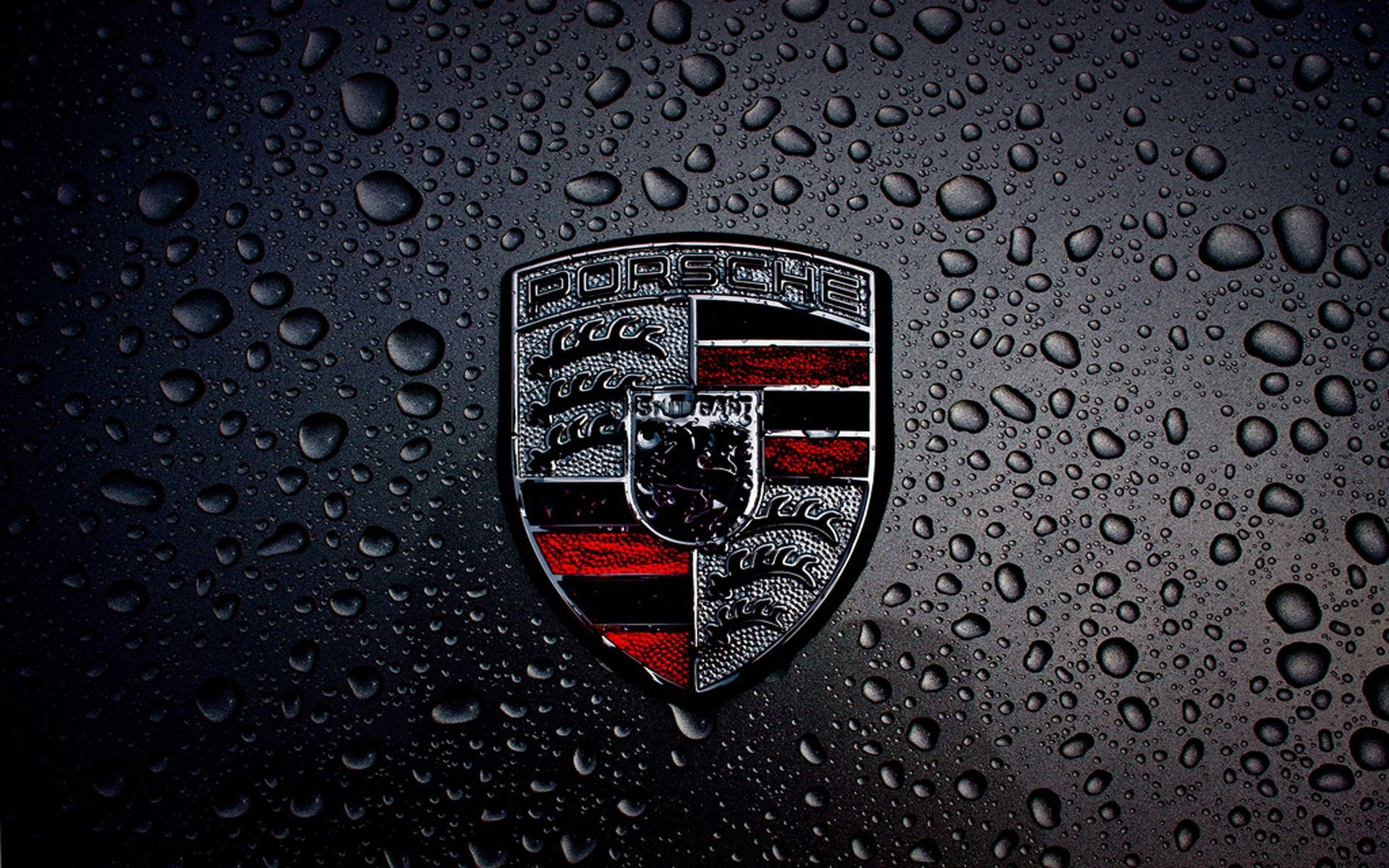 porsche logo wallpapers