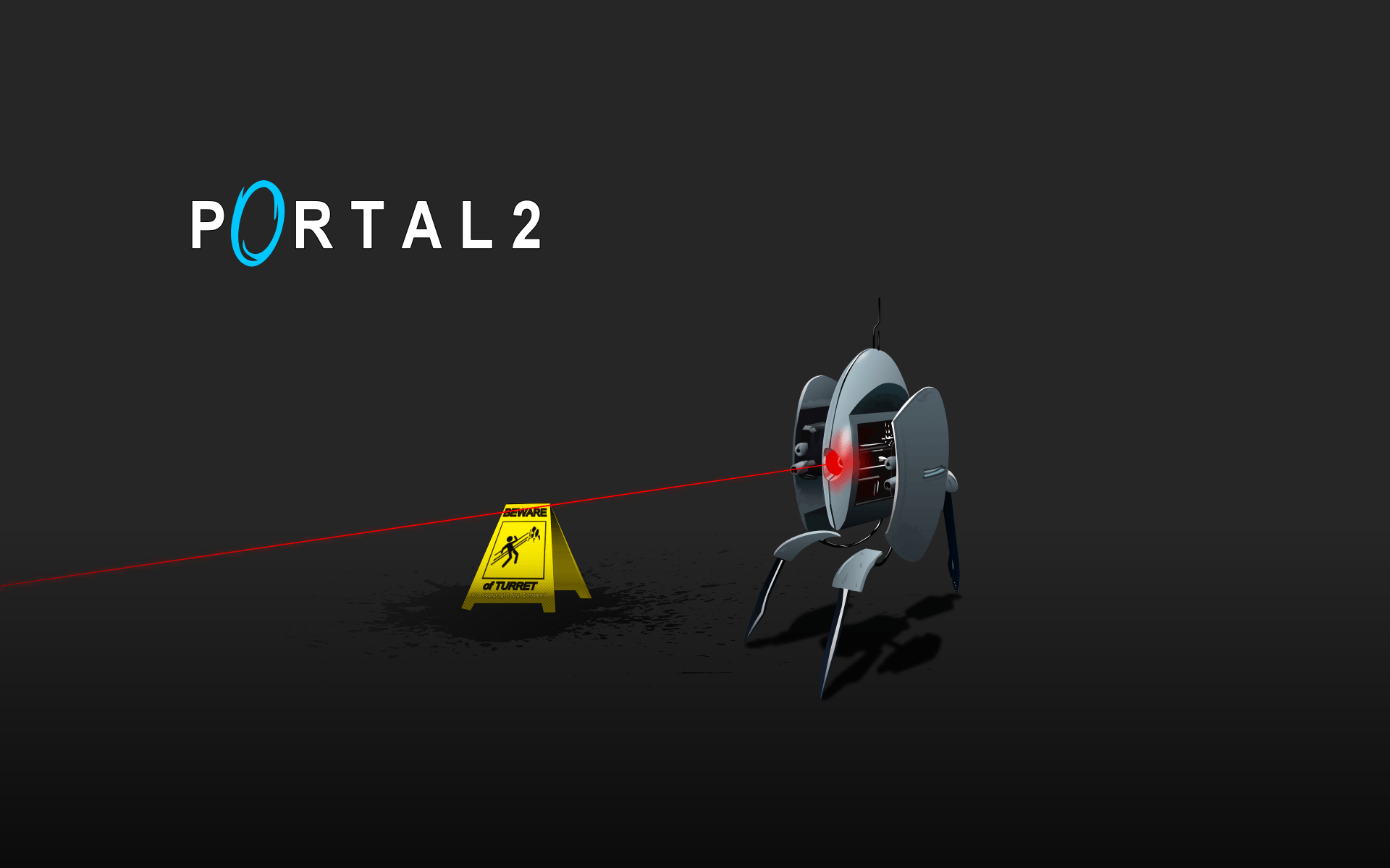 portal 2 wallpaper hd