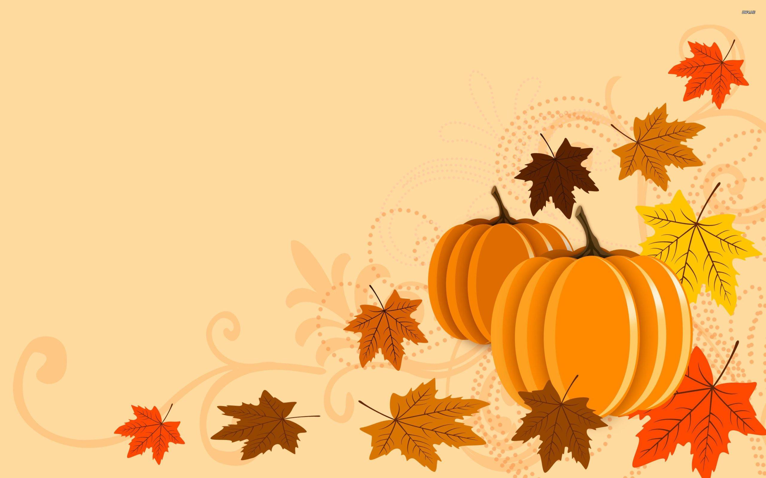 free pumpkin wallpaper backgrounds