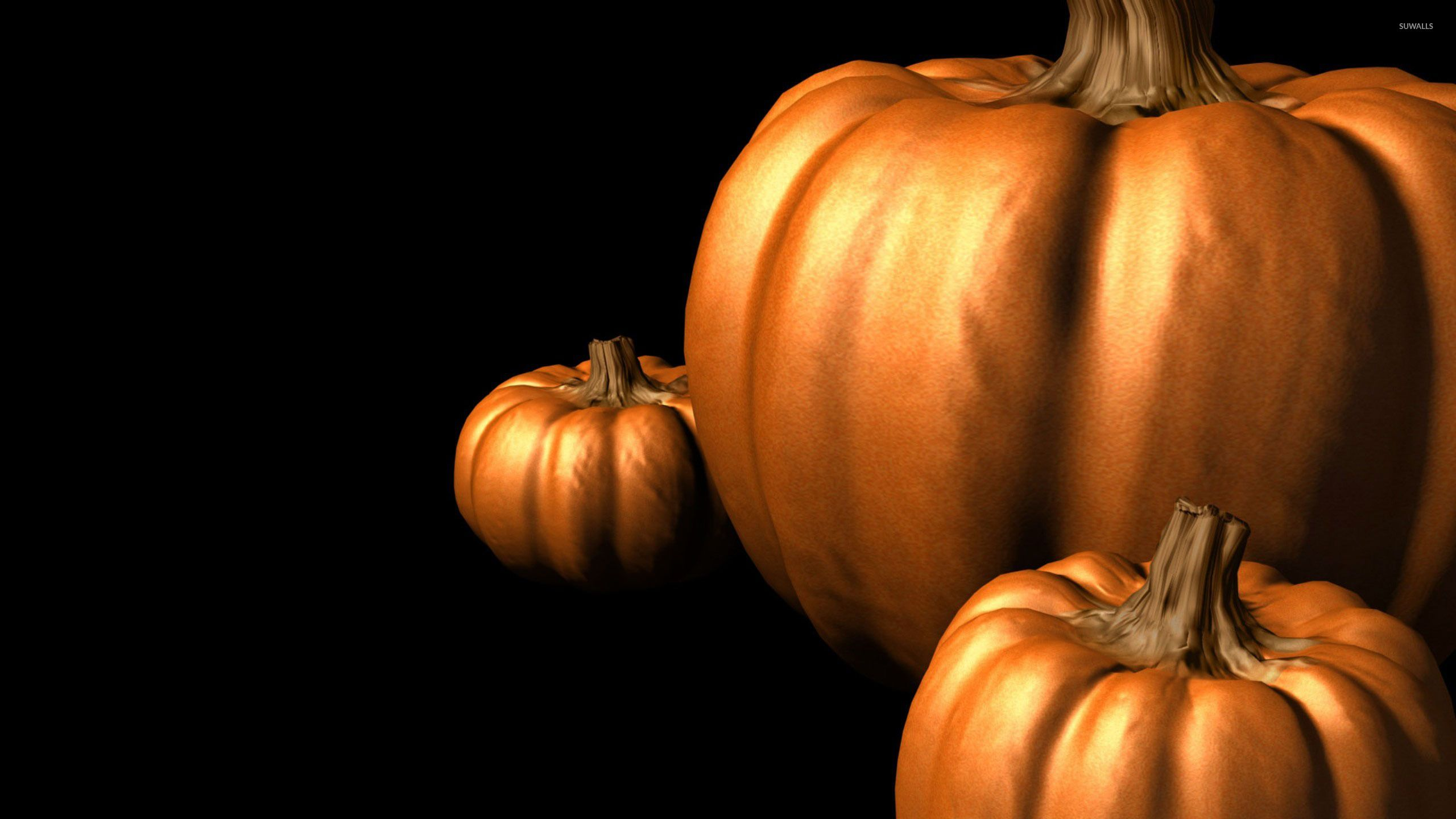 pumpkin desktop wallpaper free