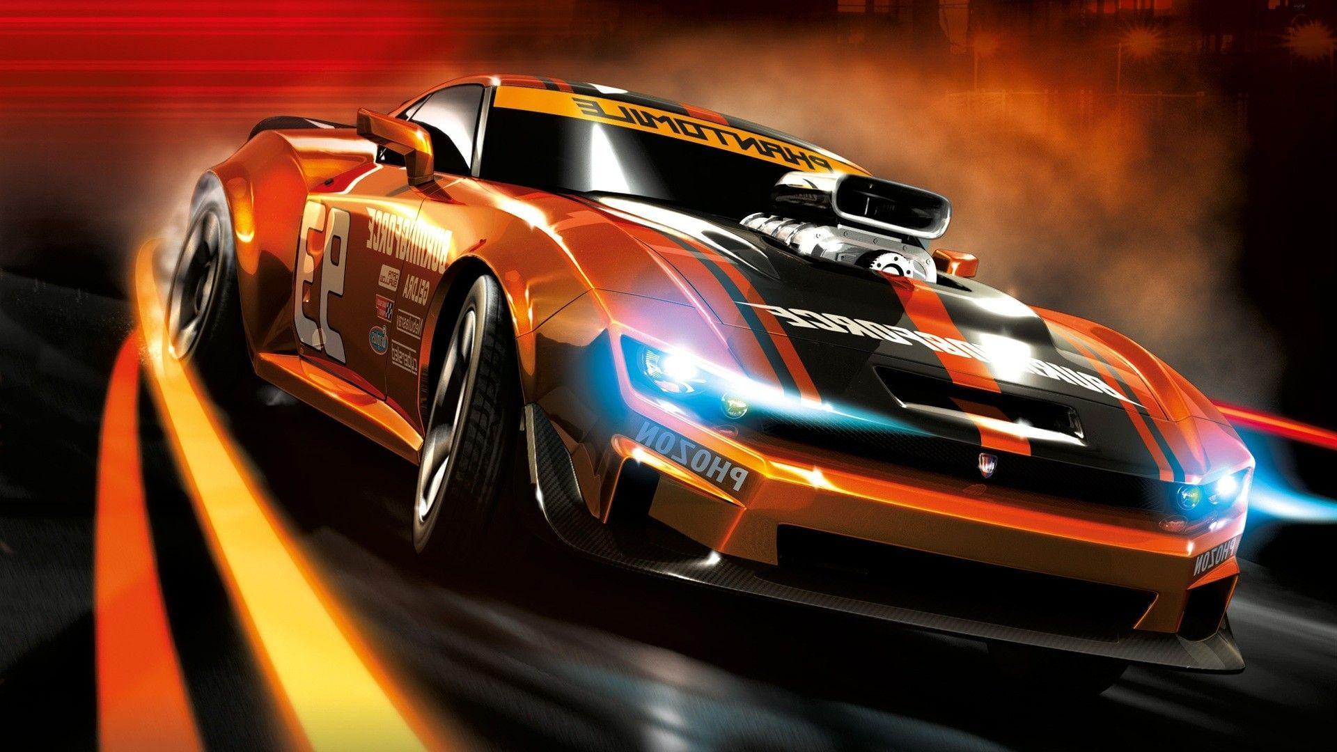 racing wallpaper