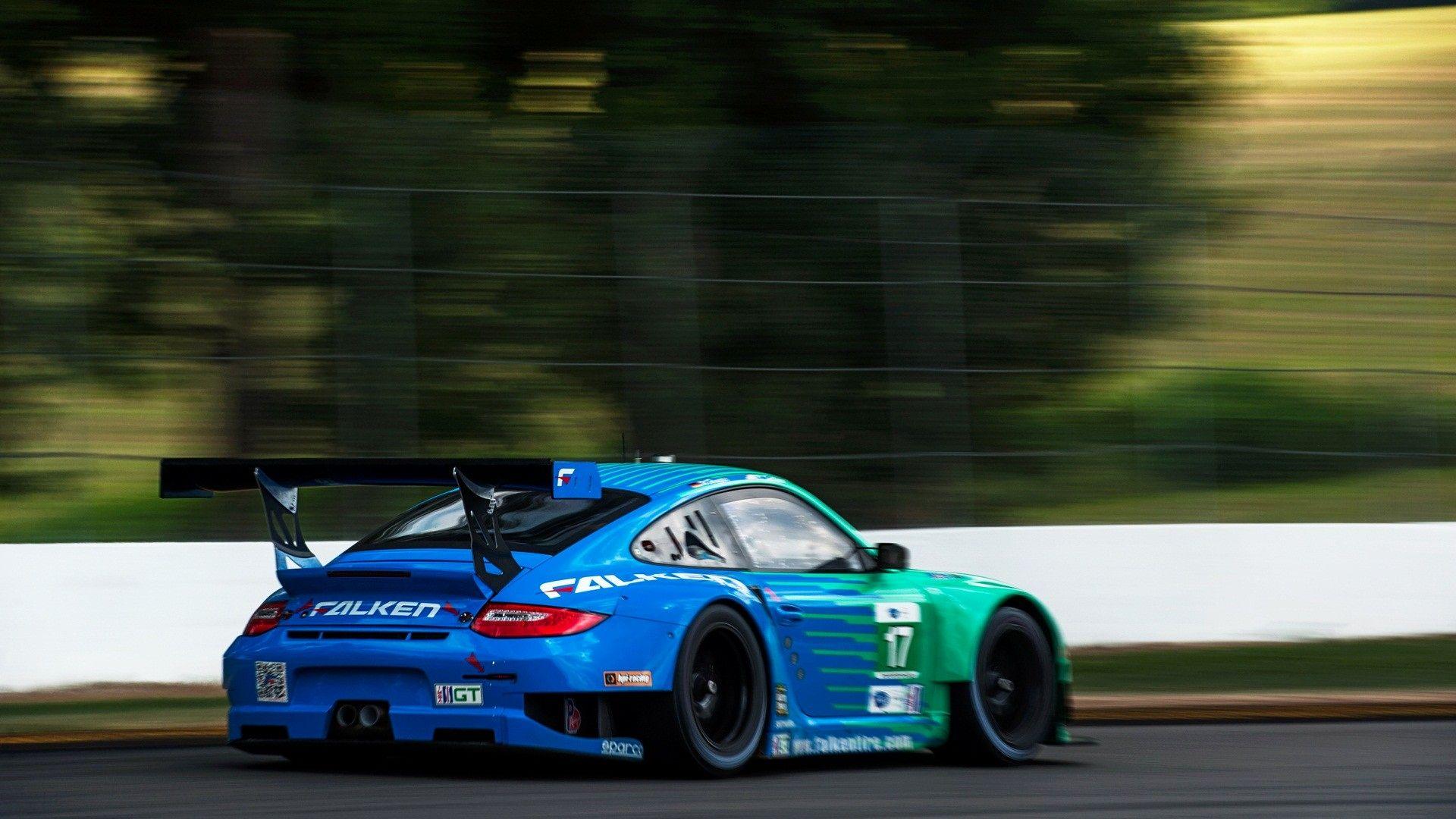 wallpaper racing