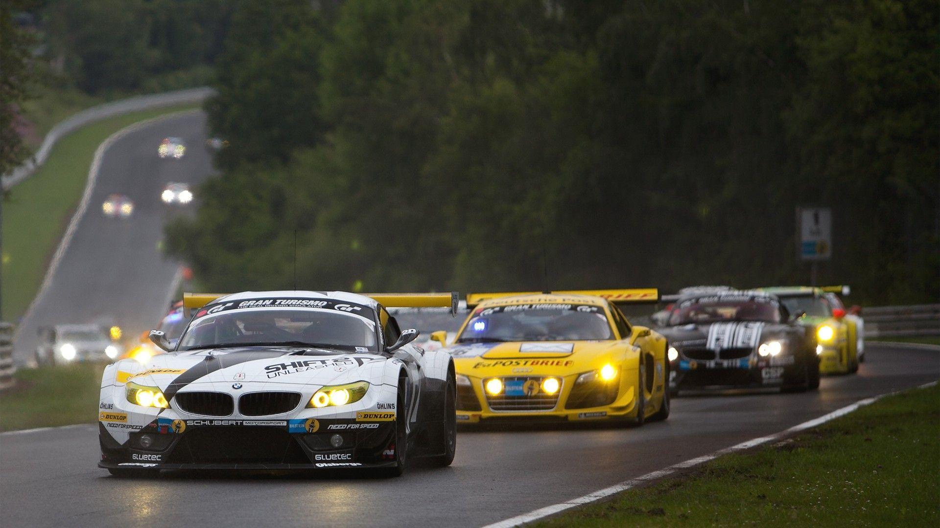 Racing Wallpaper 4k