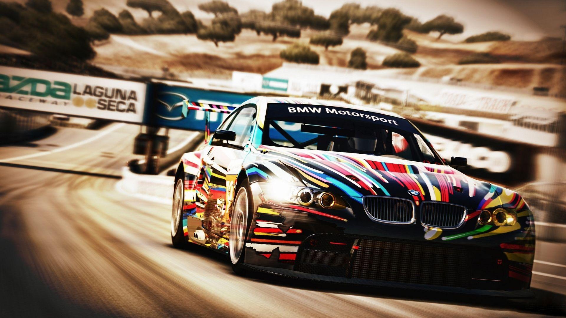 racing cars wallpaper