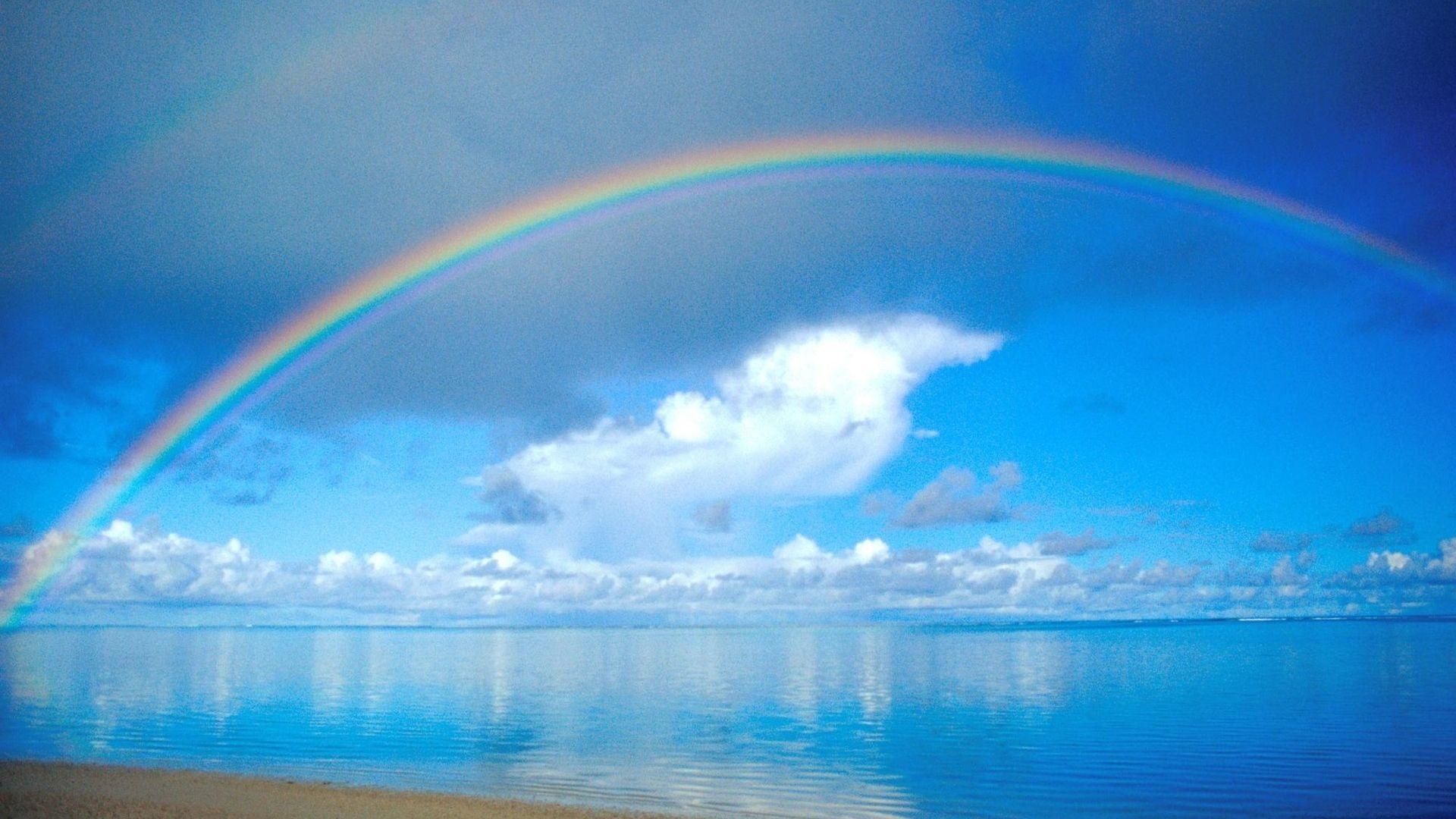 wallpaper rainbows