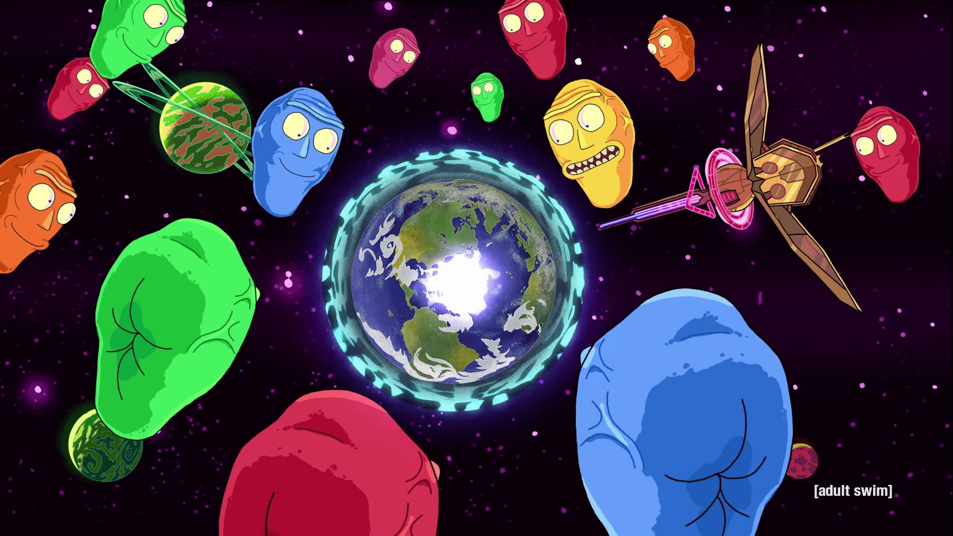 rick and morty 1920x1080 wallpaper, rick & morty wallpaper