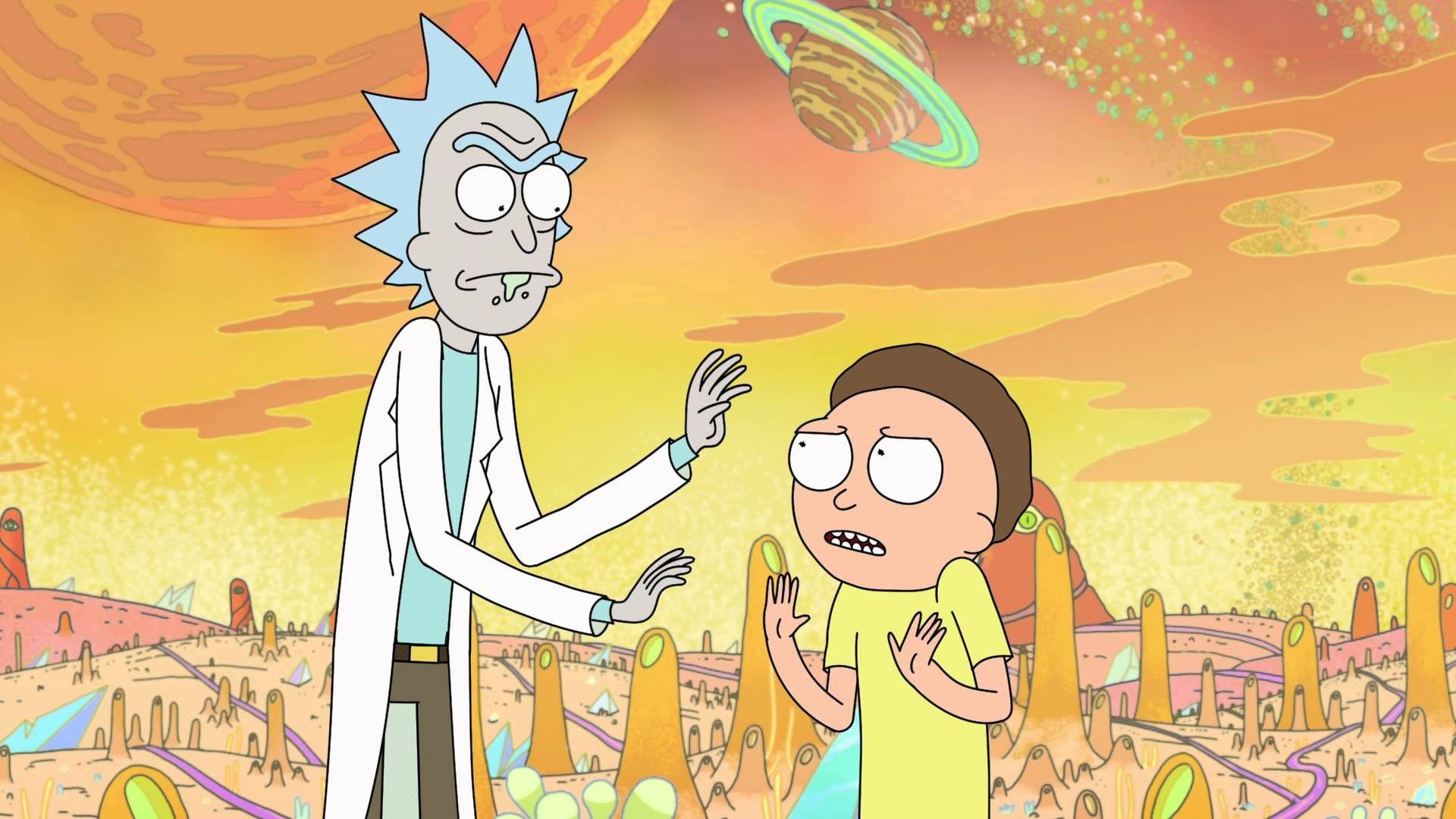 rick and morty images, rick and morty wallpaper pc