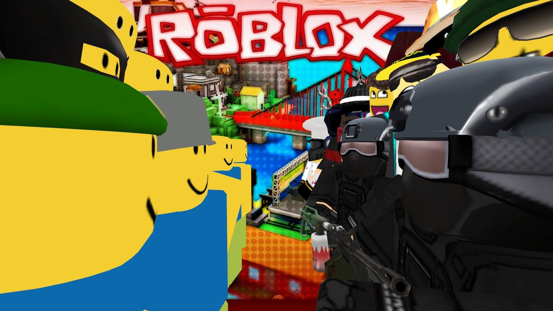 roblox hd wallpaper