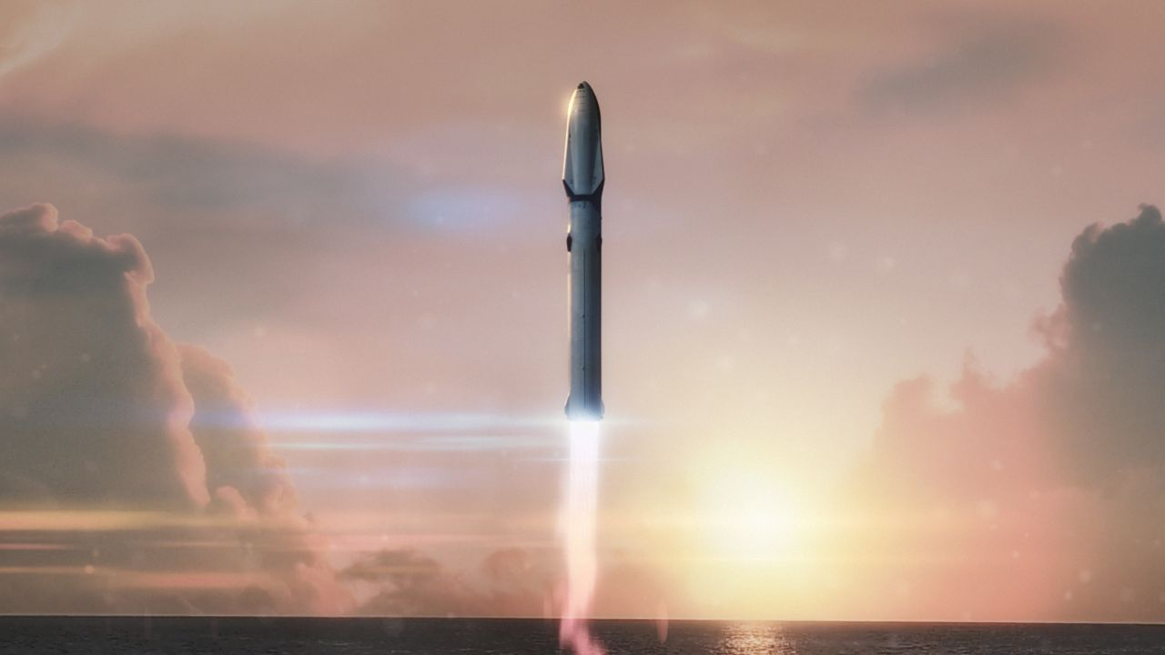 rocket wallpaper download
