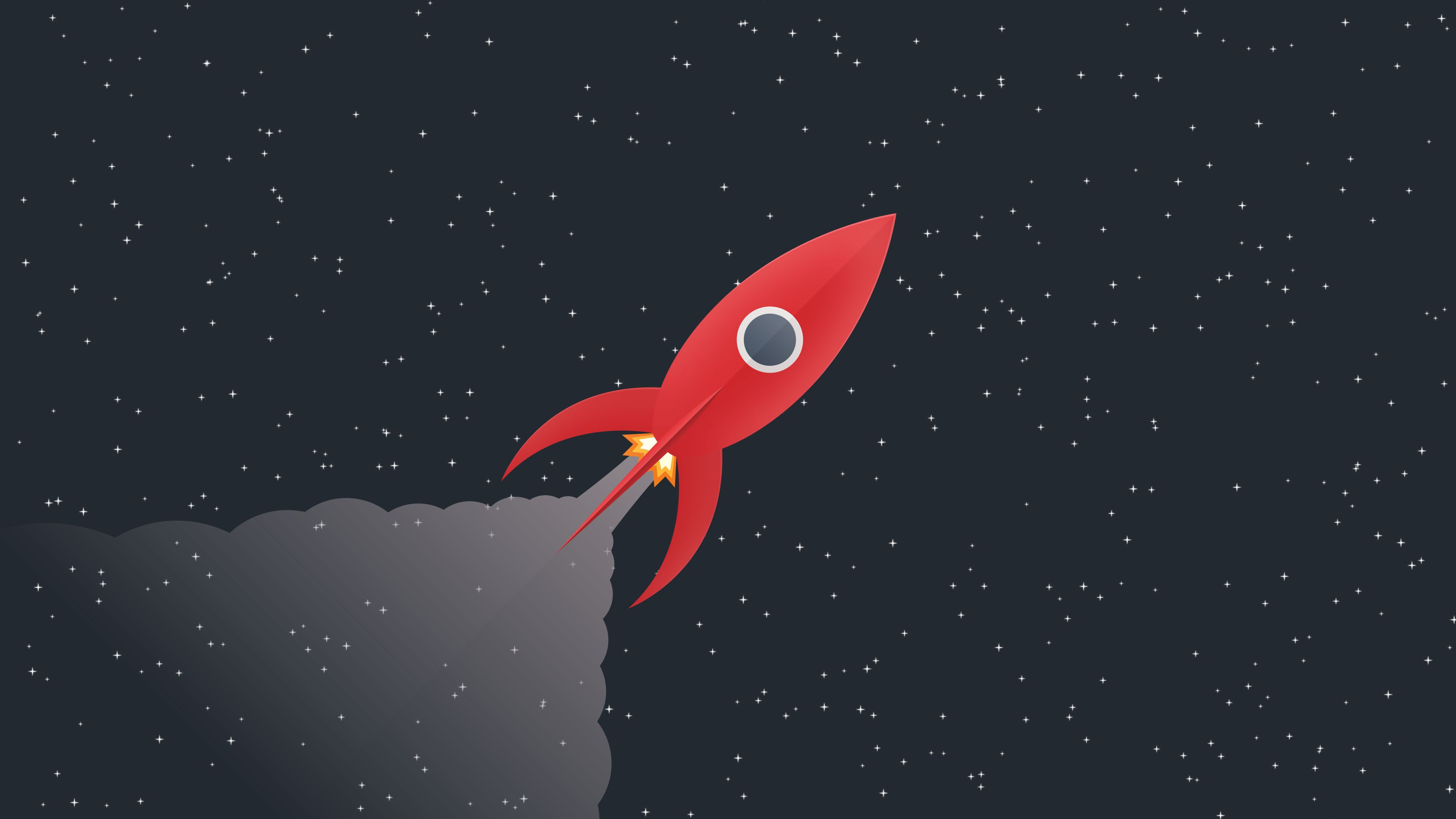 rocket animated wallpaper