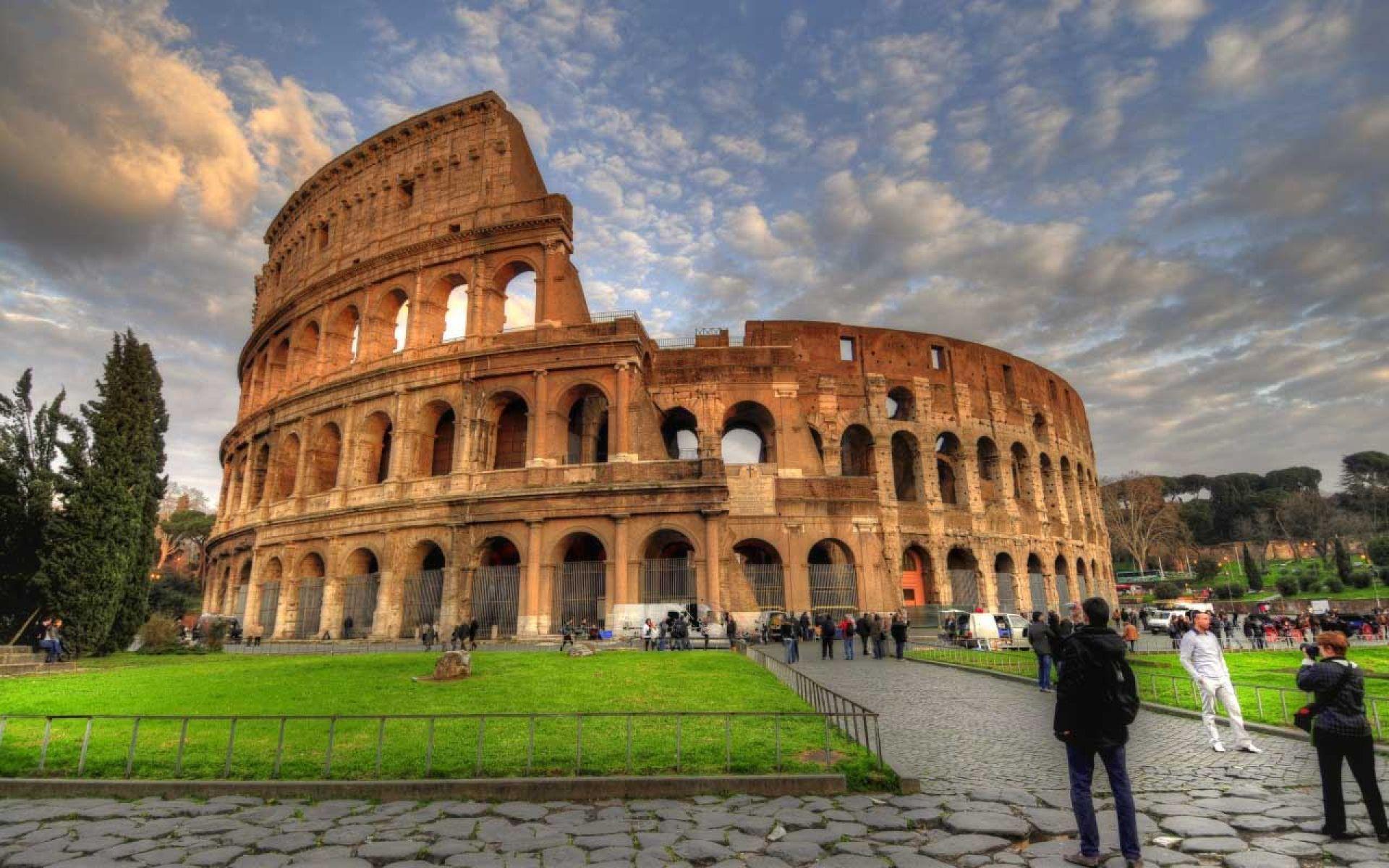 Rome Wallpaper 4k