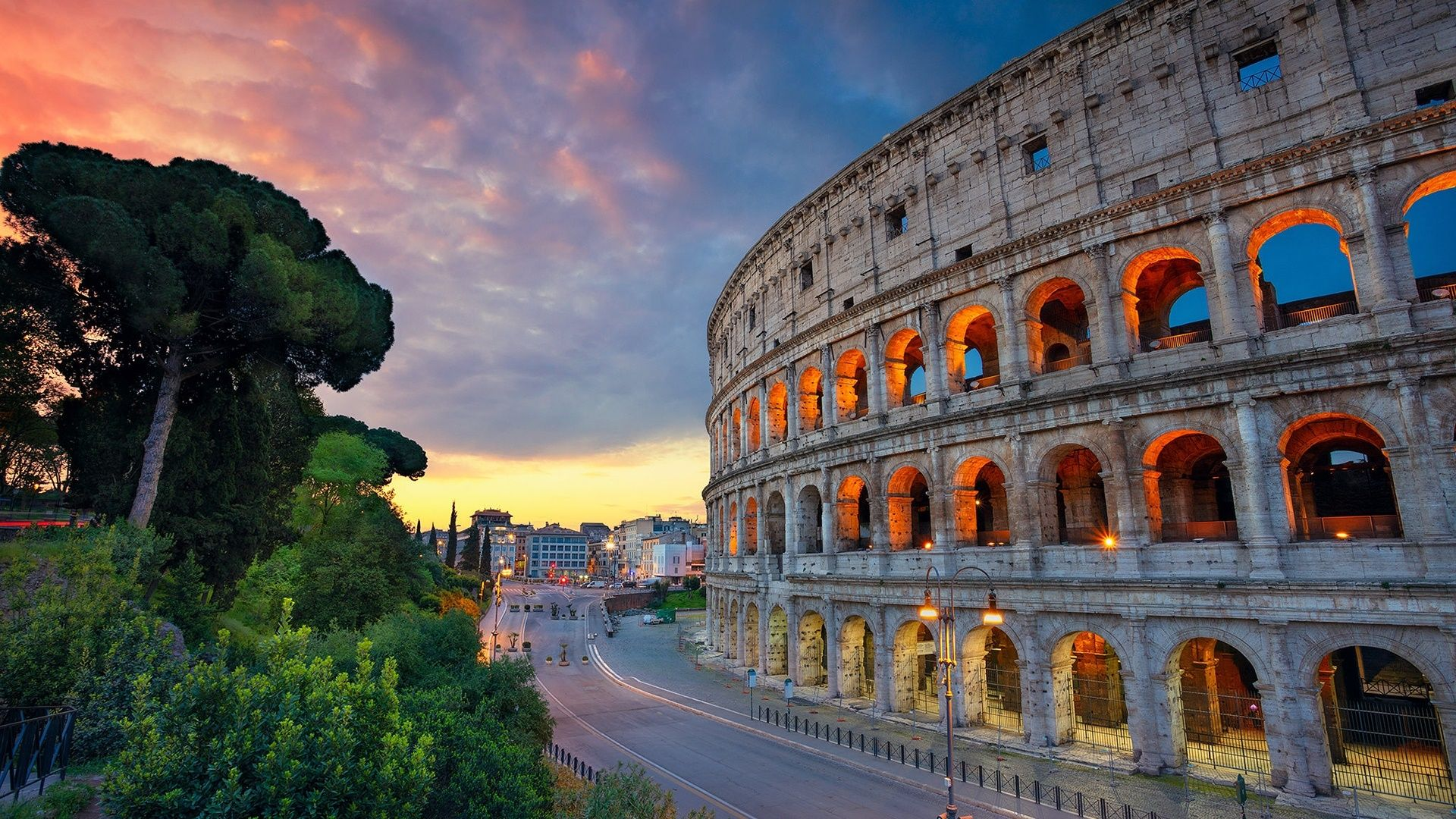 beautiful pictures of rome italy