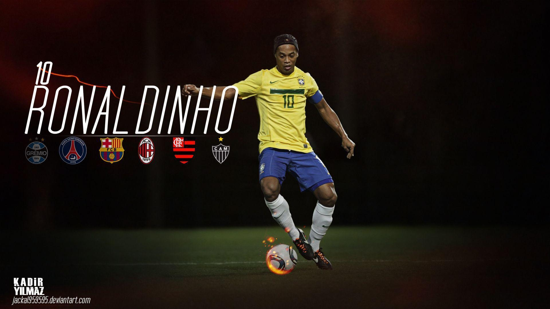 ronaldinho wallpaper hd