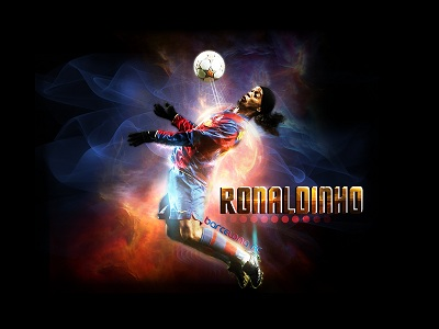 Ronaldinho-Wallpaper