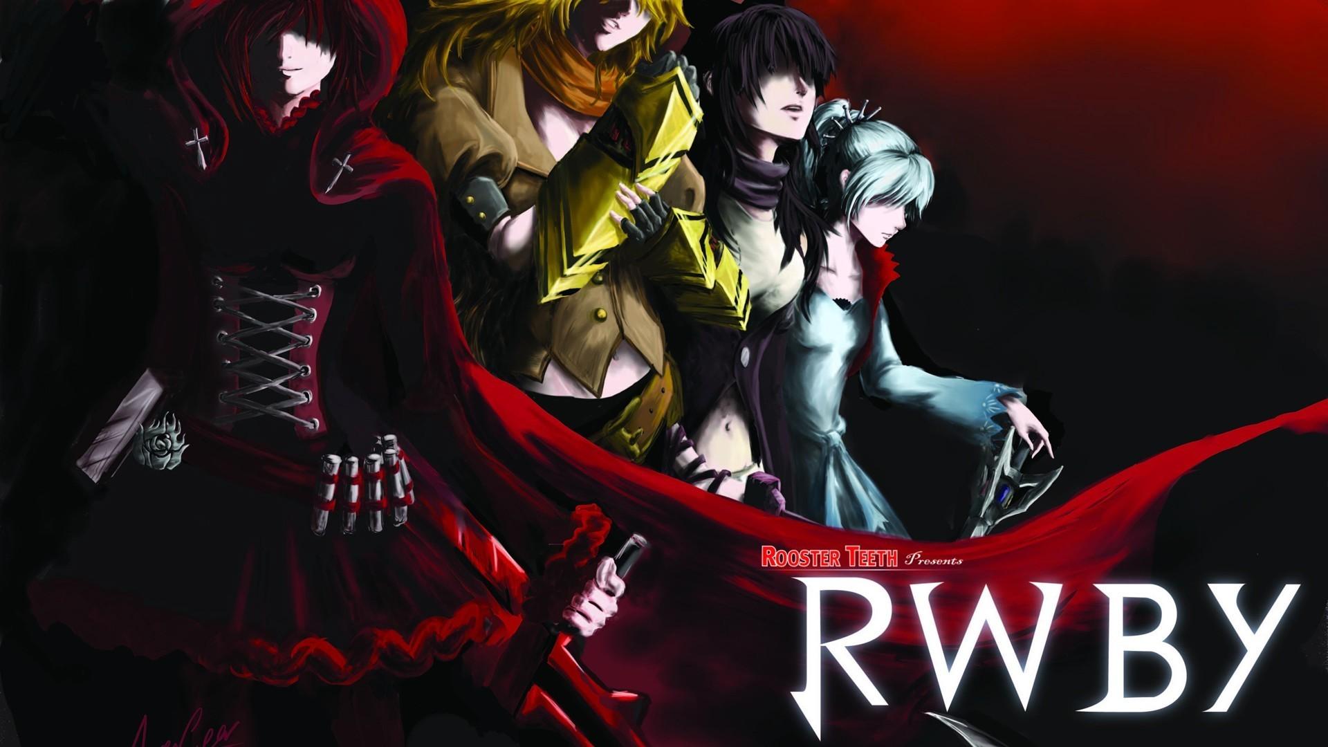 rwby hd wallpaper