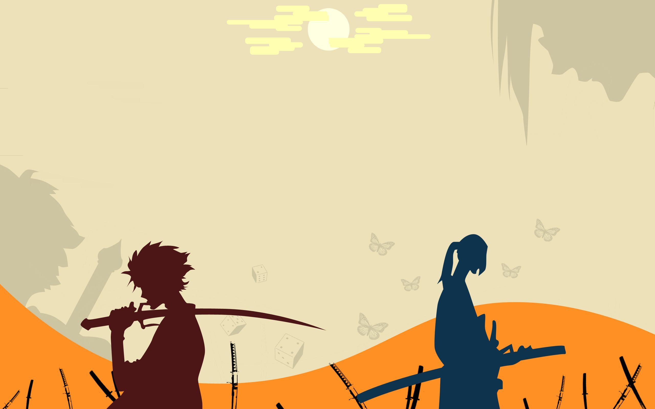 samurai champloo wallpaper 1920x1080