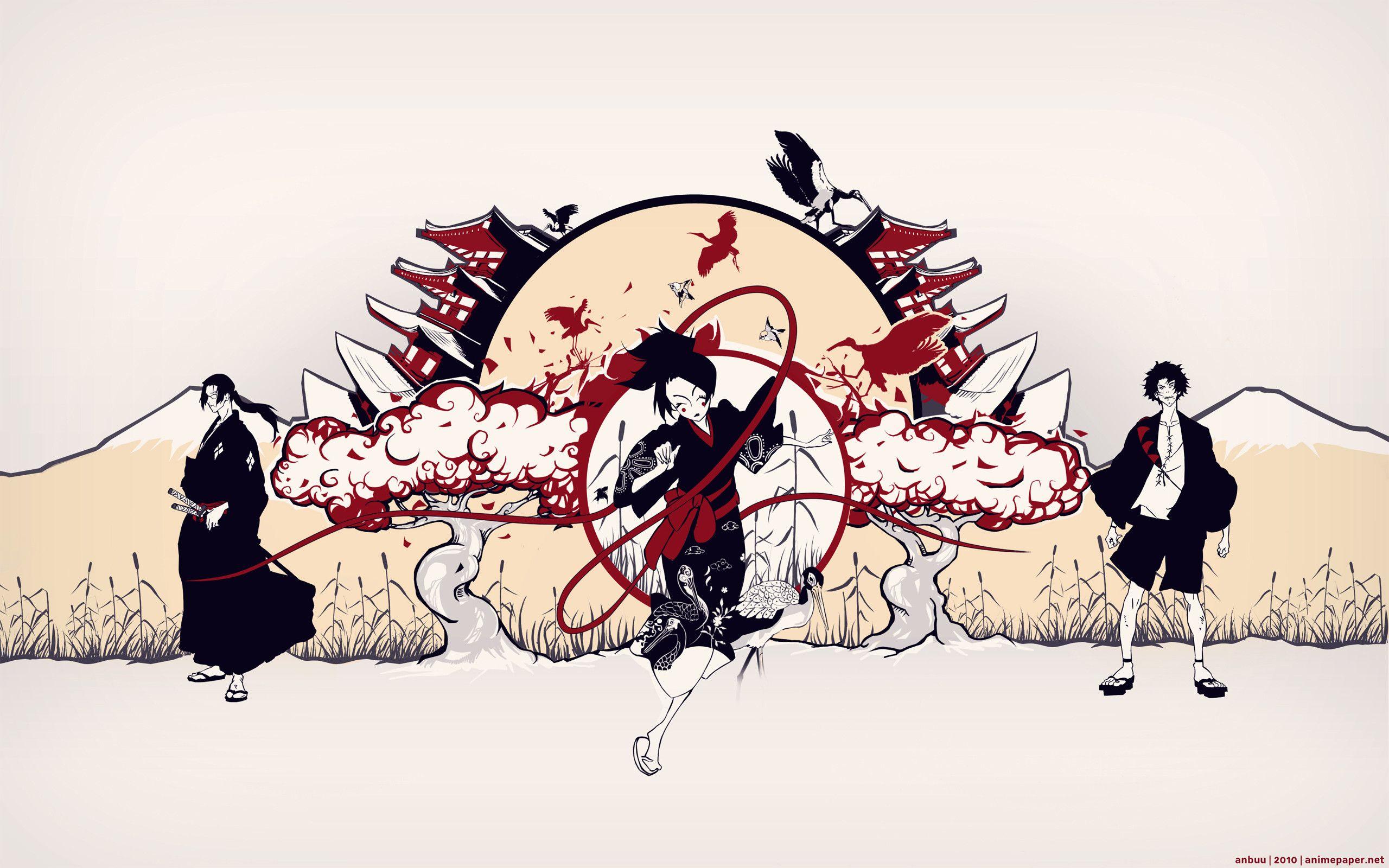 samurai champloo mugen