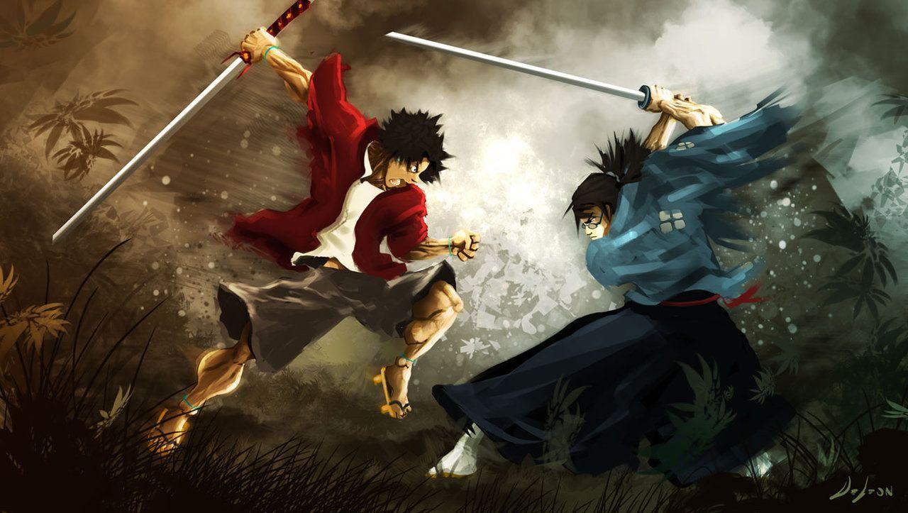 samurai champloo season 2