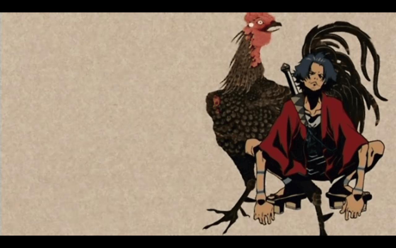 samurai champloo jin hd