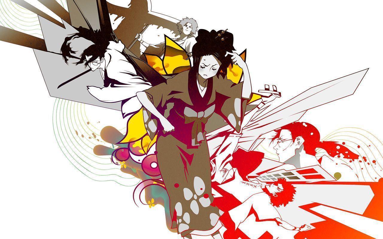 samurai champloo jin wallpaper hd