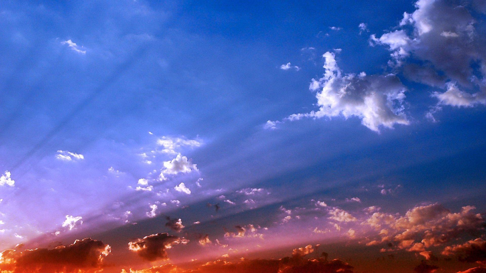 free sky photos