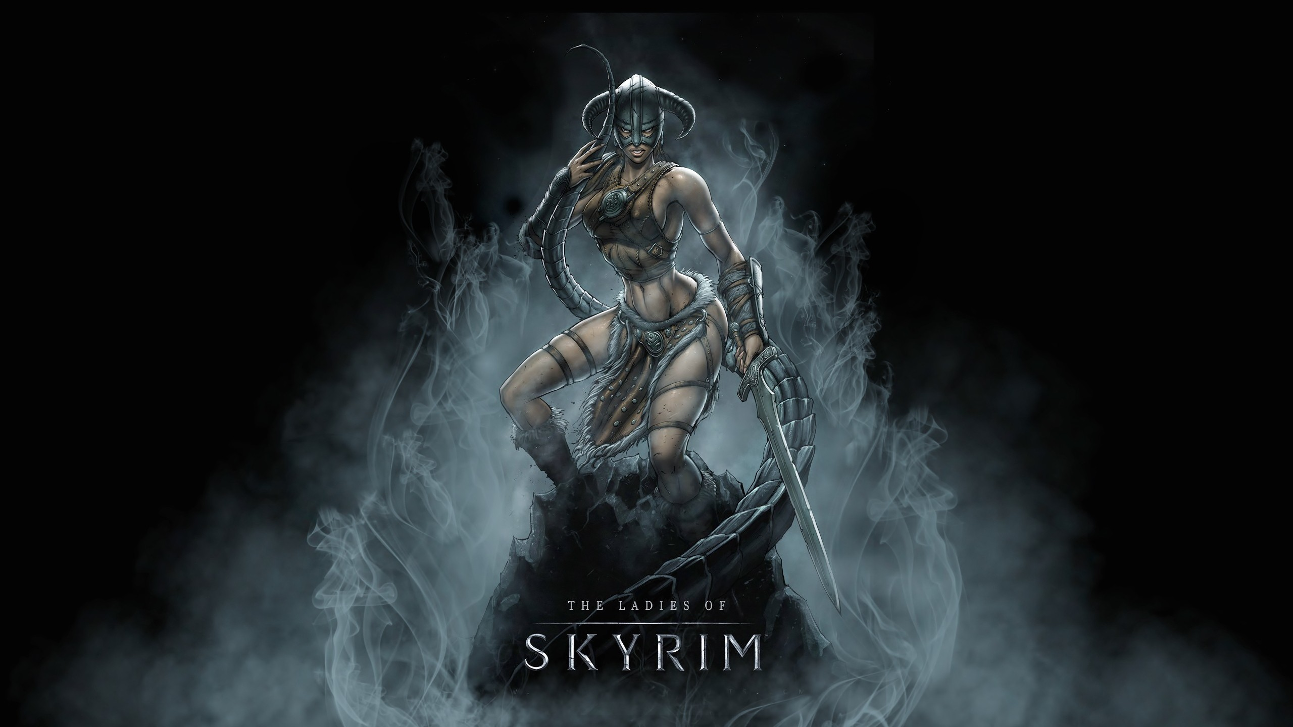 skyrim fan art wallpaper, skyrim backround