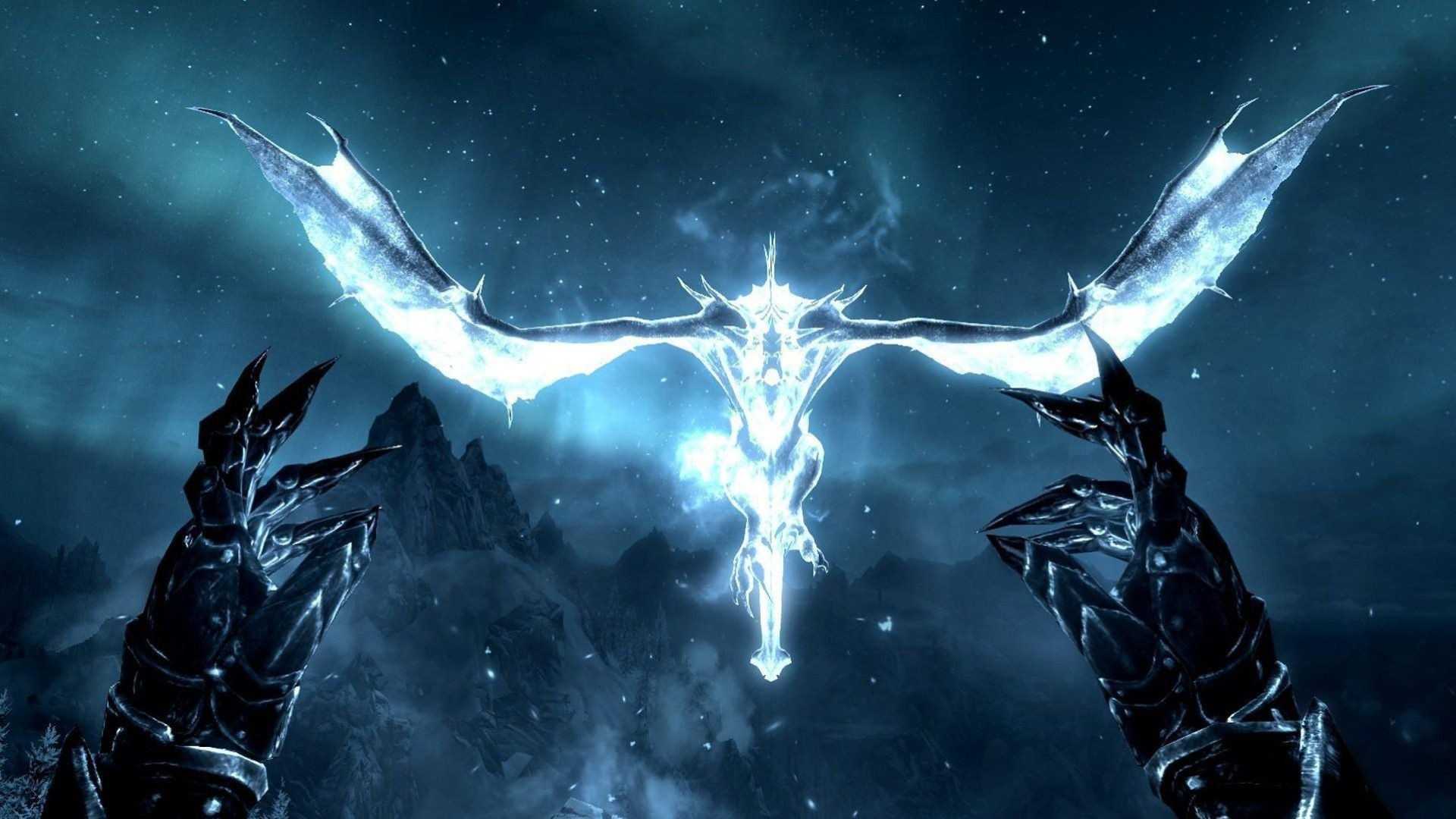 skyrim epic pictures, cool skyrim wallpapers