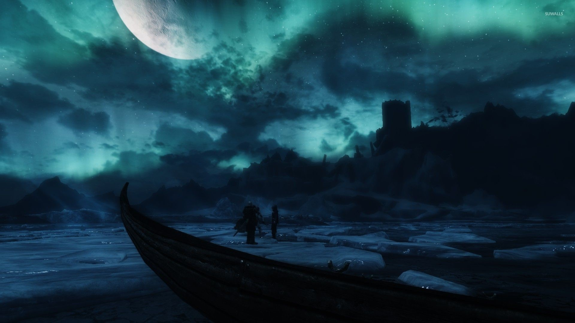 skyrim epic, skyrim wallpaper 1080p