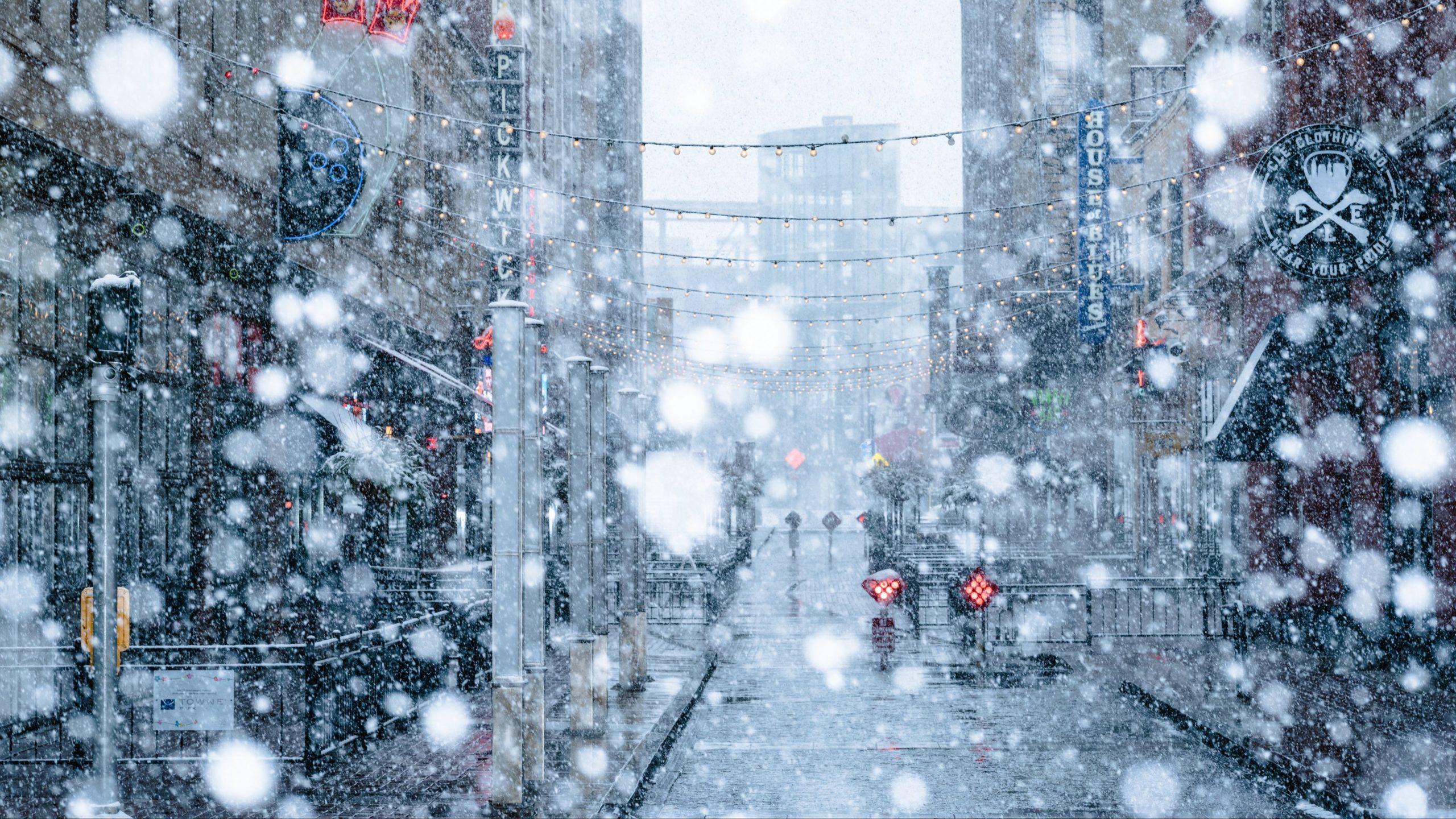 snow phone wallpaper