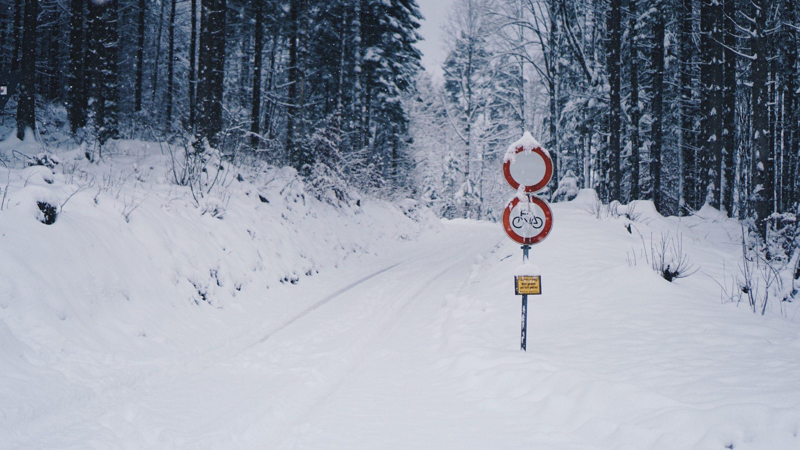 winter snow background hd