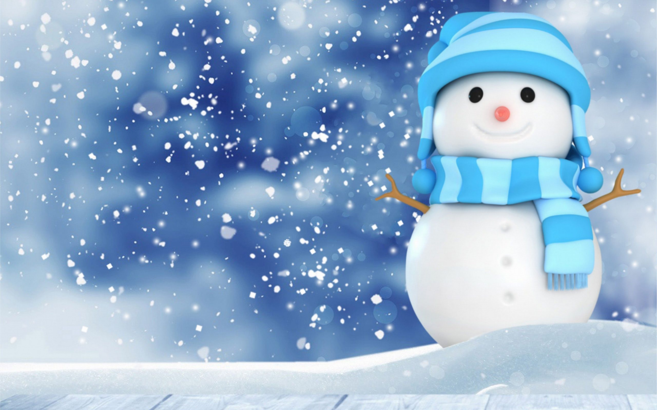 snowman wallpaper hd